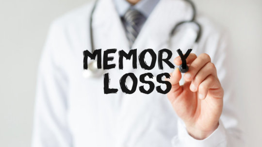 Don't forget the forgetful – Memory Loss