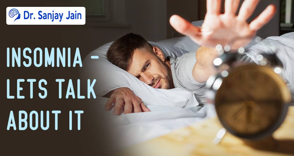 Insomnia – Lets Talk About It